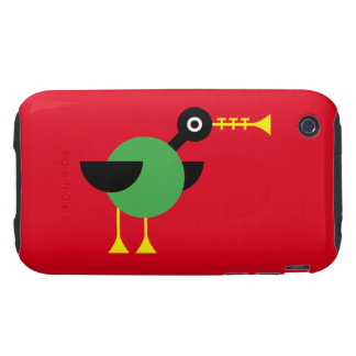 Trumpet Duck Tough iPhone 3 Covers