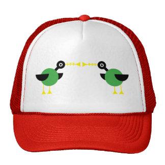 Trumpet Duck Trucker Hat