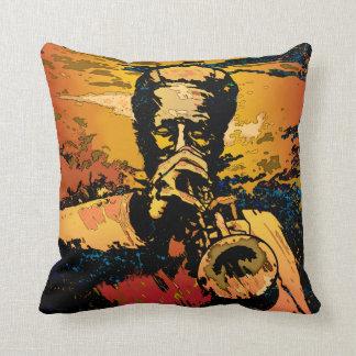 Trumpet Fire Pillows