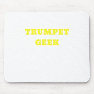 Trumpet Geek Mousepads