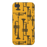 Trumpet iPhone Case Cases For iPhone 4