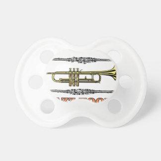 trumpet jazz tool pacifier