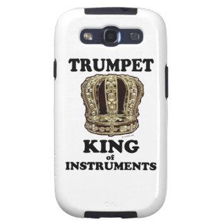 Trumpet King of Instruments Galaxy S3 Covers