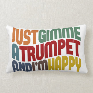 Trumpet Lumbar Pillow