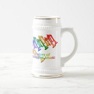 TRUMPET music Mug