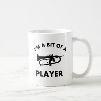trumpet musical instrument designs coffee mug
