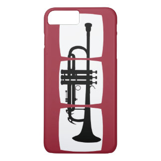 Trumpet Musician T-shirt for trumpeter iPhone 8 Plus/7 Plus Case