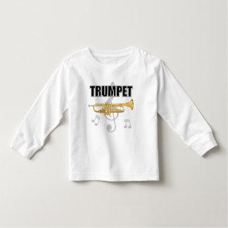 Trumpet Notes Toddler T-Shirt