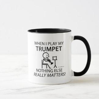 Trumpet Nothing Else Matters Mug