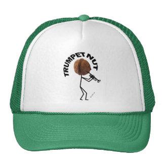 Trumpet Nut Trucker Hat