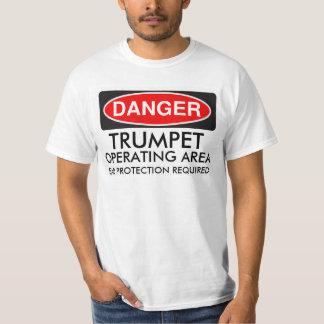 Trumpet Operating Area T-Shirt