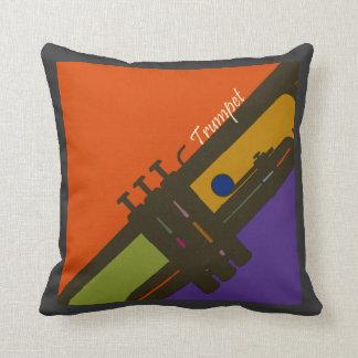 Trumpet Pillow