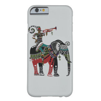 Trumpet Player Barely There iPhone 6 Case