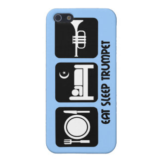 trumpet player cover for iPhone SE/5/5s