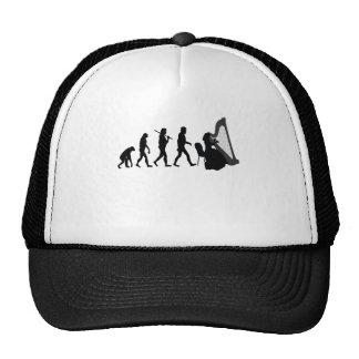Trumpet Player Evolution Trucker Hat