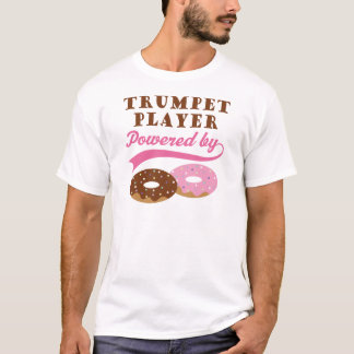Trumpet Player Funny Gift T-Shirt