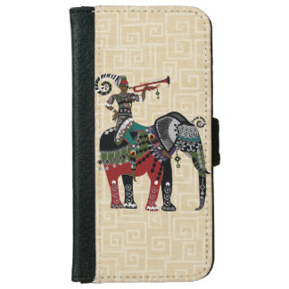 Trumpet Player iPhone 6/6s Wallet Case