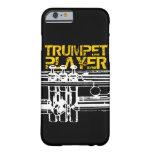 Trumpet Player iPhone 6 case