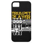 Trumpet Player iPhone Case iPhone 5 Cases