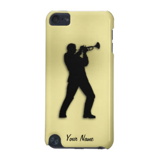 Trumpet Player iPod Touch Case