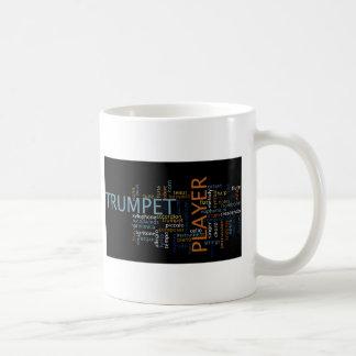 """Trumpet Player"" Mugs"