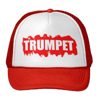 Trumpet Player Trucker Hat