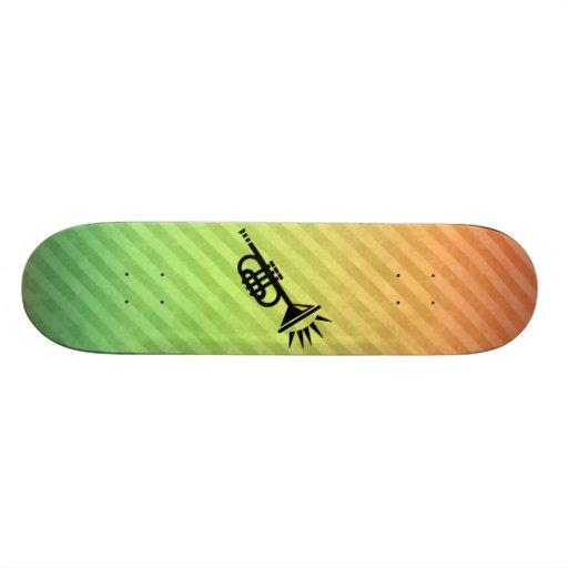 Trumpet Skateboard Decks
