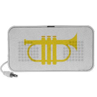 Trumpet Mini Speakers