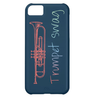 Trumpet Swag Marching Band Cover For iPhone 5C