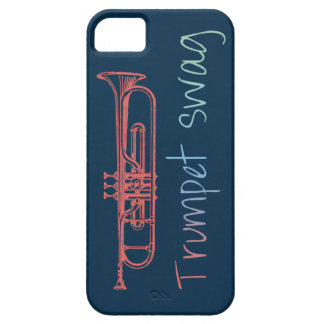 Trumpet Swag Marching Band iPhone SE/5/5s Case