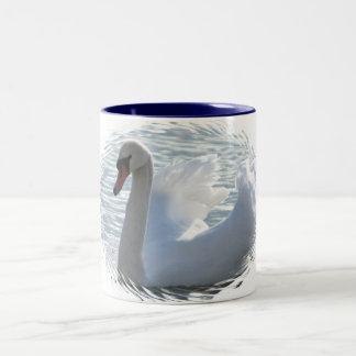 Trumpet Swan Coffee Mug