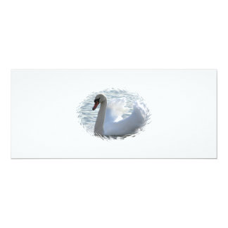 Trumpet Swan Invitation