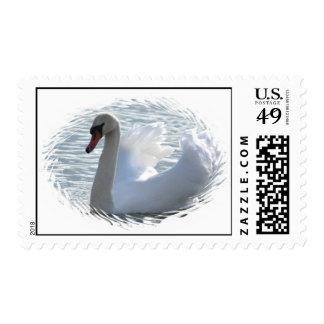 Trumpet Swan Stamp
