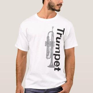 Trumpet Tonal Stripe T-Shirt