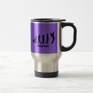 Trumpet Travel Mug