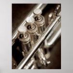 trumpet valves posters