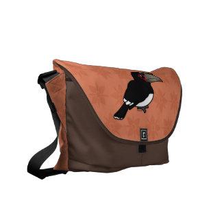 Trumpeter Hornbill Messenger Bag