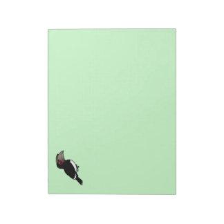 Trumpeter Hornbill Note Pad