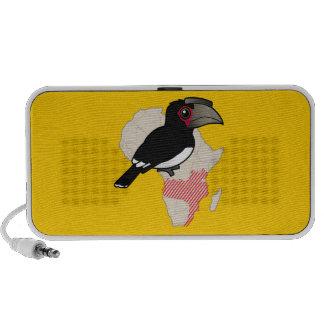 Trumpeter Hornbill Range Mini Speakers
