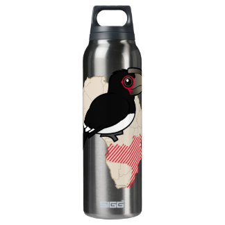 Trumpeter Hornbill Range 16 Oz Insulated SIGG Thermos Water Bottle