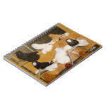 Trumpeter Pigeon Champions Notebook