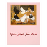 Trumpeter Pigeon Champions Personalized Flyer