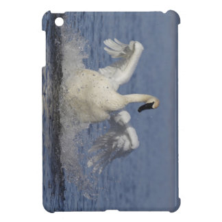 Trumpeter Swan iPad Mini Covers