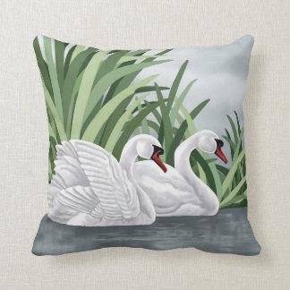Trumpeter Swan Pillows