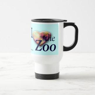 Trumpeter Swan Travel Mug