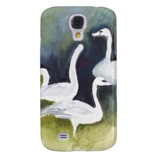 Trumpeter Swans in Skagit Valley Samsung S4 Case