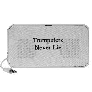 Trumpeters Never Lie Travelling Speaker