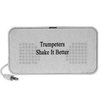 Trumpeters Shake It Better PC Speakers
