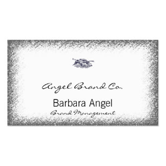 Trumpeting Angel Double-Sided Standard Business Cards (Pack Of 100)
