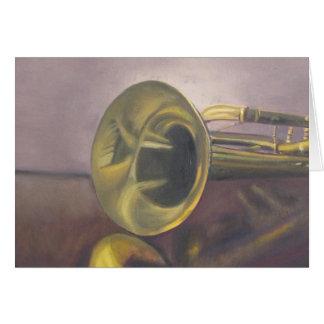 trumpetL Card